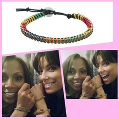 Celebs Eva Longoria and Holly Robinson show their support to raise Autism Awareness by purchasing our Visionary Bracelet and ALL net proceeds from our Autism boutique go to The National Autistic Society. Contact me to order or order online at www.stelladot.co.uk/karensiddall #charity #autismawareness #evalongoria