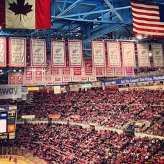 #DetroitRedWings #JoeLouisArena #nhl #hockey Joe Louis Arena, The Joe, Detroit Michigan, Detroit Red Wings, Family Traditions, 4 Life, Stevia, Nhl, Hockey