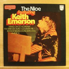 THE NICE - Featuring Keith Emerson - near mint Vinyl LP - Hang on to a Dream RAR in Musik, Vinyl, Pop | eBay
