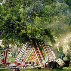 Je eigen mini-paradijs.  #zomer #buiten #park #IKEA #IKEAnl