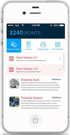Cliquer (Test) - Gagne des cadeaux ! • Pour gagner des cadeaux, Télécharge Cliquer! Télécharge nos applications ou visionne nos vidéos et échange tes points contre des cadeaux Paypal ou d'autres...
