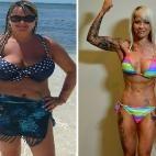 Unglaubliche Verwandlung: Claire nimmt 40 kg ab