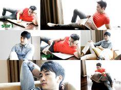 Song Seung Hun Reveals That He Is a Fan of Chu Sarang   Soompi