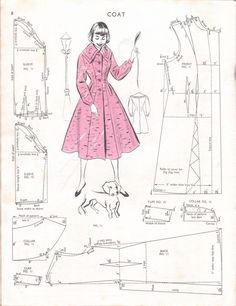 For any lolita or Vintage DIY lady out there that needs a coat pattern for the coming cold months. Description from pinterest.com. I searched for this on bing.com/images