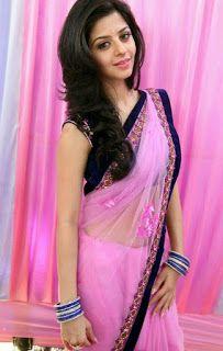 Beautiful saree and blouse Beautiful Girl Indian, Most Beautiful Indian Actress, Beautiful Saree, Beautiful Models, Beautiful Celebrities, Beauty Full Girl, Beauty Women, Punjabi Girls, Saree Photoshoot