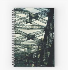Sydney harbour bridge notebook