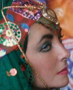 elizabeth taylor/iran