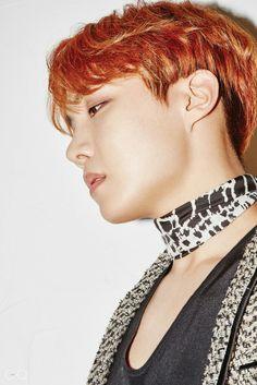 J-Hope ❤ BTS for GQ Korea Magazine December Issue 'Men of the Year' #BTS #방탄소년단