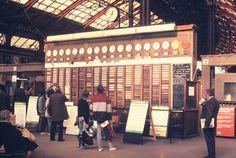 Brighton Rock, Brighton Sussex, Brighton England, Brighton And Hove, East Sussex, Train Information, Tube Train, Old Train Station, British History