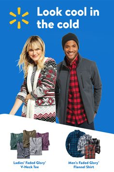 Check out Walmart's weekly ad for your winter fashion needs. Walmart has low prices on all of your favorite winter necessities -find them all at your local Walmart.