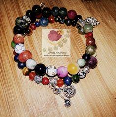 #gelang #batu #handmade #aksesoris #dheveehandamde on www.bukalapak.com/koleksiaksesoris