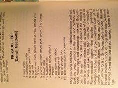 """Frikadeller"""" de frango com molho curry – Almondegas feitos ..."""