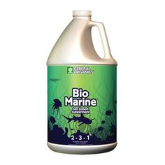 1 qt  BioMarine  Vegetative Stimulator  Hydroponic Nutrient Solution  231 NPK Ratio  General Hydroponics 726836 -- Visit the image link more details.(This is an Amazon affiliate link and I receive a commission for the sales)