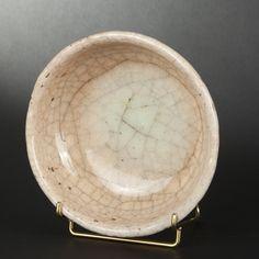 Jacques Lenoble. Enameled sandstone bowl #expertissim