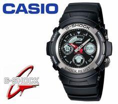 Casio G-Shock Digital Analog Sports Men's Watch