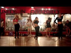 ▶ Birthday Cake Remix - Choreography by BOBBY NEWBERRY - YouTube