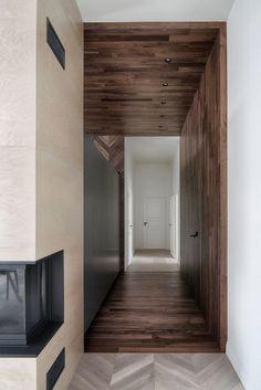 Saint-Petersburg Apartment Designed by INT2 Architecture
