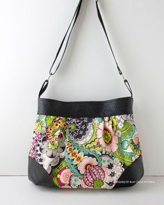 552 The Lily Pleated Bag PDF Pattern