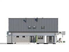 Projekt domu MT Amarylis 4 paliwo stałe CE - DOM - gotowy koszt budowy Good House, House Plans, Garage Doors, Outdoor Structures, How To Plan, Outdoor Decor, Home Decor, Home Interior Design, Studio
