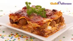 Lasagne di carnevale