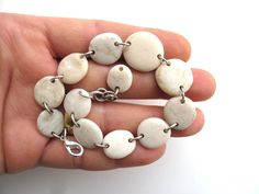 Beach Stone Jewelry  FAIRY BRACELET by StoneAlone  by StoneAlone, $32.50