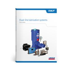 SKF Lincoln dual-line lubrication systems work reliably over long distances and in harsh conditions. Pressure Pump, Control Unit, Long Distance, Lincoln, Line, Fishing Line, Long Distance Love