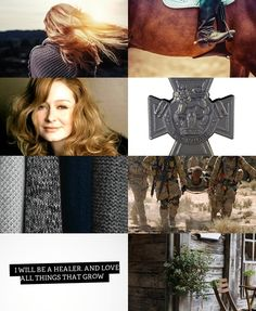 YOUNG PROFESSIONALS AU 2/?: Combat Medic!Eowyn 2/2