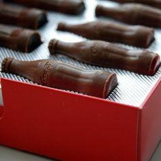 chocolate coca cola