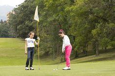 Los deportes también son para las niñas, ¡dale me gusta si tu princesa practica algún deporte! #epkgolf