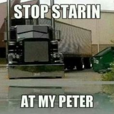 Peterbilt-Looks like Ritchie's truck Show Trucks, Big Rig Trucks, Old Trucks, Mack Trucks, Dodge Trucks, Custom Big Rigs, Custom Trucks, Puerto Rico, Truck Memes