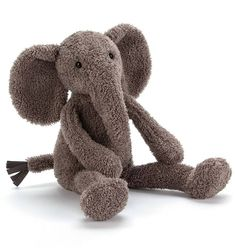 Jellycat knuffels Slackajack olifant Jellycat 33 cm