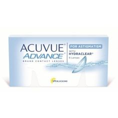 Acuvue Advance for Astigmatism Torische Kontaktlinsen