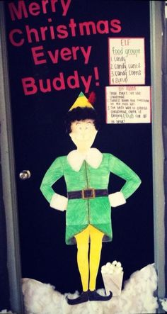 1000 Images About Elf Theme Movie Party On Pinterest