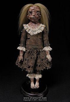 Fessa – Exquisite Monster Art Doll  | by Shain Erin