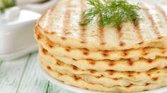 Pan rápido en la sartén