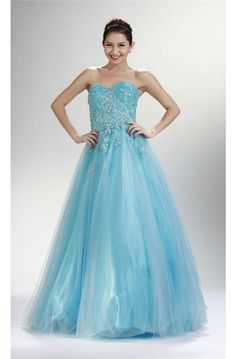 a7366623b1b75 25 Best Light Blue Prom Dresses images in 2019 | Prom dresses blue ...