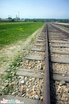 these may seem like normal train tracks, however their grim past leaves me terrified to even come close to them as they lead to one of the most horrifying places in our history. Auschwitz Birkenau concentration camp was occupied by over a million Jews during the Holocaust.
