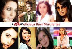 zoOmelicious Rani Mukherjee #Bollywood