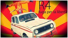 R4 fuga per la libertà street show  (Nanirossi-Mc Fois)