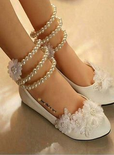 82a0d9f629831 8 Best Shoes For Women 2019 images | Shoes, Wedding shoes, White ...