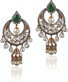 Chaand bali earrings