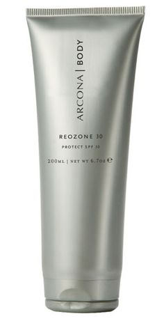 ARCONA Reozone 30 Body SPF. Great for the summer