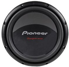 "Brand New Pioneer Champion TS-W309D4 12"" 1400 Watt Peak / 400 Watt RMS Dual 4 Ohm Car Subwoofer With large double stacked high energy magnets by Pioneer. Save 58 Off!. $66.95. Brand New Pioneer Champion TS-W309D4 12"" 1400 Watt Peak  / 400 Watt RMS Dual 4 Ohm Car Subwoofer With large double stacked high energy magnets Features      * Pioneer TS-W309D4 Champion Series Subwoofer     * Size: 12 inches     * Peak Power: 1400 Watts     * RMS Power: 400 Watts     * Impedance: Dual 4 Oh..."
