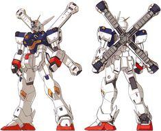 Crossbone Gundam, X-1 Kai, Gundam, Anime, Mecha
