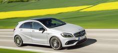 Verkaufsfreigabe: Neue Generation der A-Klasse ab 23.746 € : Ab heute kann der modellgeplegte Bestseller bestellt werden. - News - Mercedes-Fans - Das Magazin für Mercedes-Benz-Enthusiasten