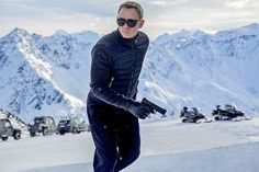 On the trail of 007 in the Alps. Parts of Spectre, the soon-to-be released James Bond film, were shot in Sölden in Austria. Ben Clatworthy checks out the locations