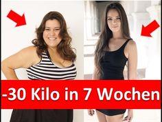 7 Kilo in einer Woche Abnehmen! SCHNELL und OHNE SPORT Stoffwechsel und Fettverbrennung ankurbeln - YouTube