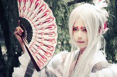 Character: Lord Shen Movie: Kung fu Panda 2. CN: Itsuki