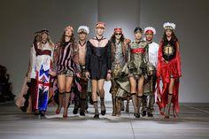 London Fashion Week: Fashion East Spring/Summer 2015