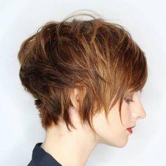 la Dernière Coupe de cheveux Pixie, les Meilleures Coiffures Courtes pour les Femmes